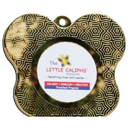 Butterfly Medal
