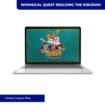 STEM Camp 2021 - Whimsical Quest: Rescuing The Kingdom - Limited Stock