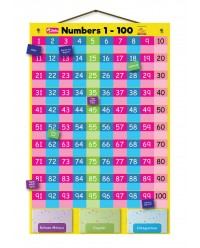My Big Learning Board - Number Square with Integration